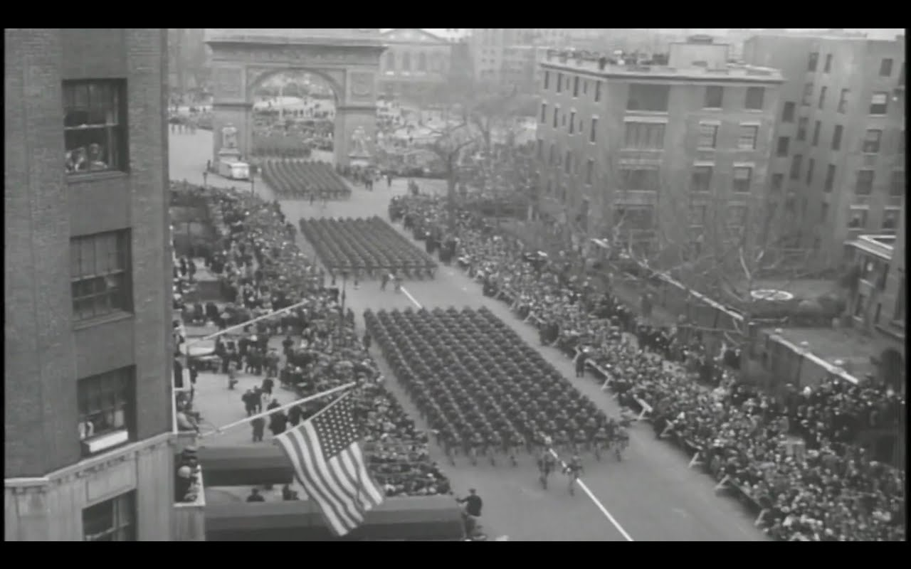 WWII Victory Parade